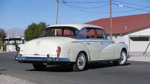 mercedes adenauer 1959 mercedes 300 adenauer sedan s73 rogers car