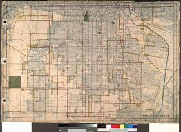 City Of Los Angeles Zoning Map by Los Angeles California Department Of City Planning Mapping System
