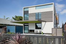 exterior of a renovated san diego house architecture pinterest