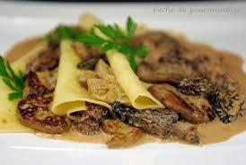 cuisine tv recettes vues à la tv lasagne de foie gras poêlé aux morilles recettes