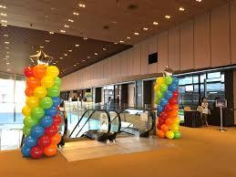 balloon columns that balloons