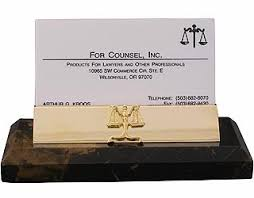 Desk Card Holders For Business Cards Brown Marble Business Card Holder For Lawyers Chiropractors And