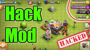 hacked apk clash of clans hacked apk unlimited everything