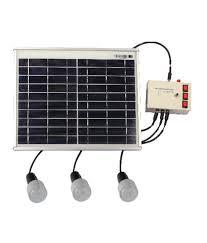 solar light for home kirloskar home lighting system solar light buy kirloskar home