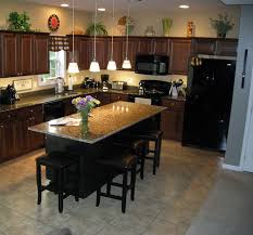 kitchen island overhang splendid kitchen island countertop overhang with backless black