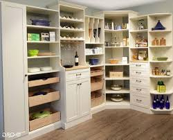 kitchen cabinets with corner pantry home design ideas