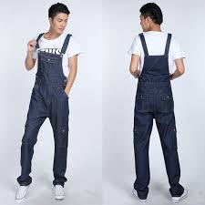 blue jumpsuit mens overall mens oasis fashion