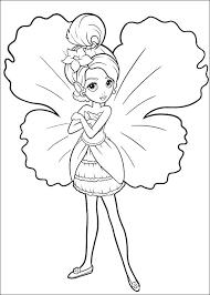 barbie cartoon coloring pages printable barbie princess coloring