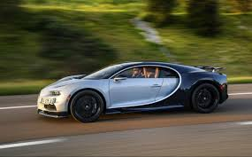 first bugatti veyron ever made first drive review bugatti chiron