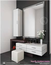 small cool bedroom cabinet design with dressing table dressing