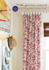 Curtains Without Rods How To Hang Curtains Without A Rod If You Re Looking For A