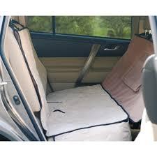 car seat covers vanilla dog
