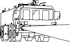 cubus faun 3500 truck coloring page wecoloringpage