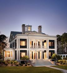 a greek revival home with southern charm period homes magazine