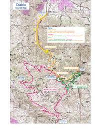 Sf Marathon Map Diablo Trail Run