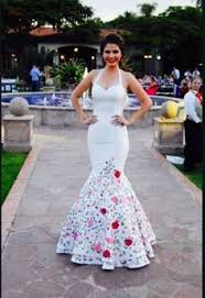 peruvian wedding dresses flower embroidered and flowers embroidered wedding dress