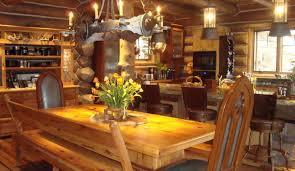 table amazing log dining room table a rustic this old growth