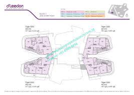 The Interlace Floor Plan D Leedon Farrer Road Top Obtained