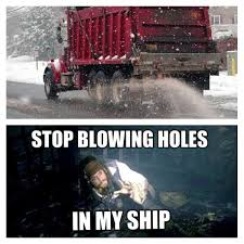 Driving In Snow Meme - when you are driving in the snow and you pass a salt truck autos