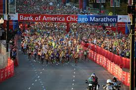 L Chicago Map by Chicago Marathon Map Details For The 2016 Edition Chicago Tribune