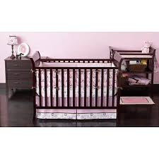 Convertible Cribs With Changing Table And Drawers Extraordinary Baby Cribs With Changing Table Bedroom Design