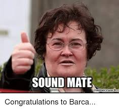 Congratulations Meme - sound mate meme crunch congratulations to barca dank meme on me me