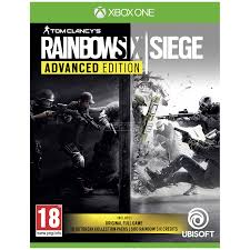 siege audio console xbox one rainbow six siege advanced edition x1rs6