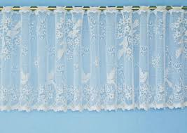 Bird Lace Curtains Curtains Blue And White Curtains Uk Awesome Net Curtains By The