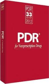 Physician S Desk Reference Pdr For Nonprescription Drugs Pdr Physicians U0027 Desk Reference