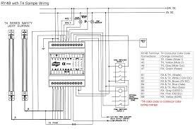 100 wiring diagram plc mitsubishi motor control circuit