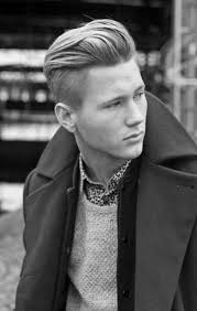 hair cut for men shaved on sides slicked back on top 60 medium long men s hairstyles masculine lengthy cuts