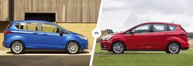 ford focus c max boot space ford b max vs c max mpv which wins carwow