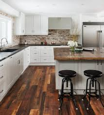 Kitchen Countertop Options Toronto Kitchen Countertop Options Transitional With Wood Counter
