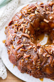 maple pecan monkey bread julie s eats treats