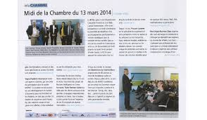 chambre de commerce de geneve team partners suisse article paru dans la lettre d information de