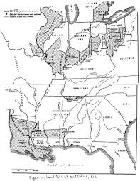 Map Of Indiana And Illinois by Lincoln Boyhood National Memorial Historic Resource Study Table