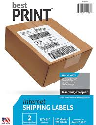 amazon com best print 200 half sheet best print shipping