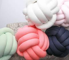 knot pillows crib bumpers knot pillows cushions jujuandjake com