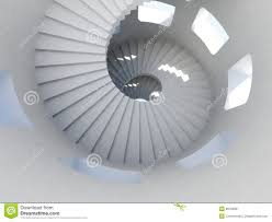 spiral stairway royalty free stock photos image 8976608