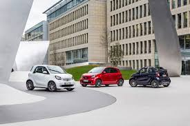 brabus tunes smart u0027s tiny fortwo and forfour
