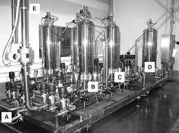 effect of commercial scale filtration on sensory and colloidal