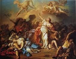 Tiresias The Blind Prophet Six Metamorphoses After Ovid Artipeeps