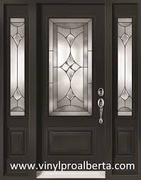 Front Doors by Cheap Entry Doors With Side Lights Renoir Doors And Steel