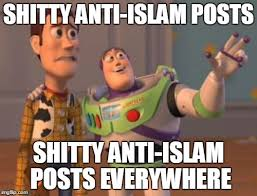 Anti Islam Meme - anti islam posts imgflip