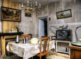 the house where time stood still mystery of home abandoned in