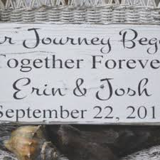wedding sign sayings wedding personalized in high tide or from signs of