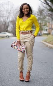 street style khaki pants for women 2018 fashiongum com