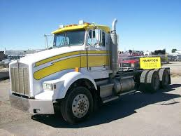 used kenworth semi trucks 1991 kenworth t800 day cab semi truck for sale 197 794 miles