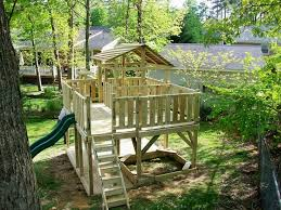 Big Backyard Playsets by Best 20 Play Structures Ideas On Pinterest Treehouses For Kids