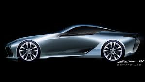 lexus lc hybrid price lexus lf lc hybrid concept coupe pictures and details